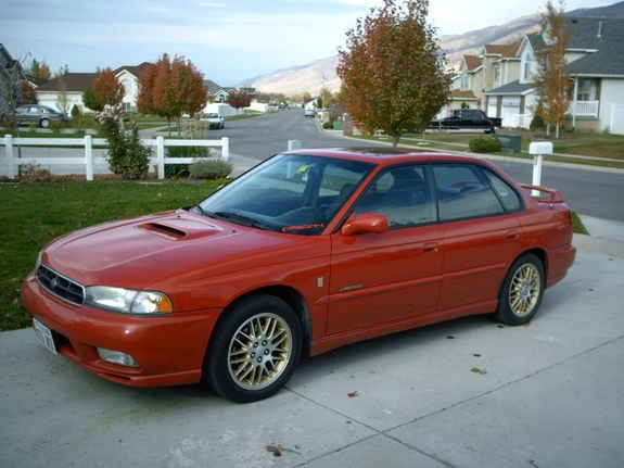 Another tylove 1999 Subaru Legacy post... - 8560396