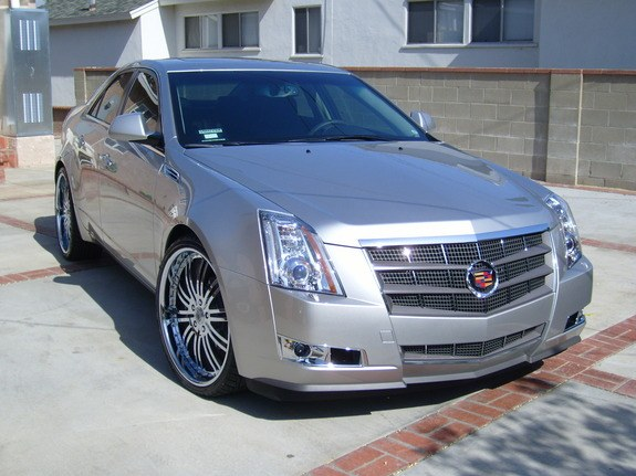 javydukes 39 s 2005 cadillac cts in arleta ca. Black Bedroom Furniture Sets. Home Design Ideas