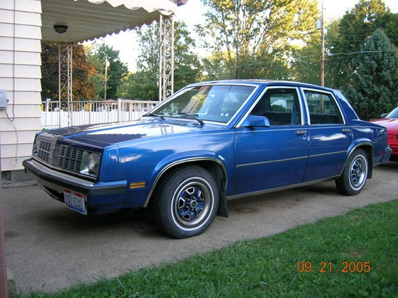Another crazyboutOlds 1984 Oldsmobile Omega post... - 8020362
