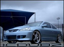 chevycivicracers 2001 Honda Civic