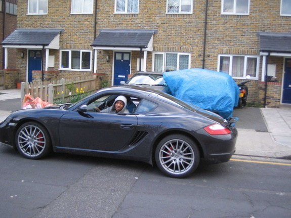 jizzle22 2006 porsche cayman specs photos modification info at cardomain. Black Bedroom Furniture Sets. Home Design Ideas
