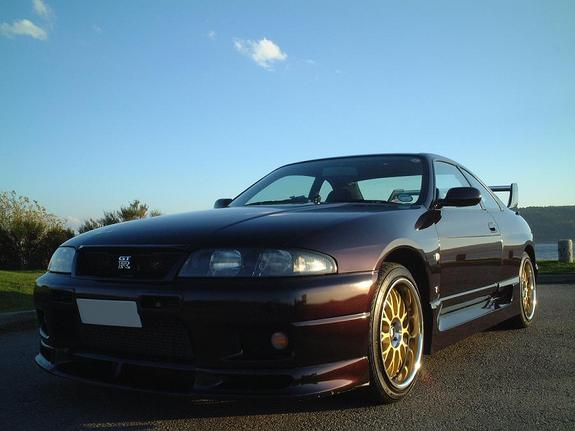 coupeldrive 1995 Nissan Skyline 8021451
