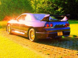 coupeldrives 1995 Nissan Skyline