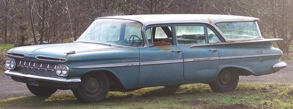 Another VWObsession 1959 Chevrolet Bel Air post... - 8024076