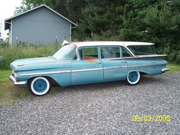 Another VWObsession 1959 Chevrolet Bel Air post... - 8024077