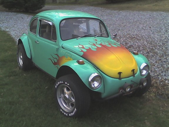 Another JReece 1969 Volkswagen Beetle post... - 8024115