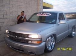 2000 Chevrolet C/K Pick-Up