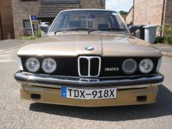 davethedogs 1981 BMW 3 Series