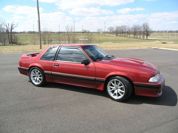 mikey50 1990 Ford Mustang