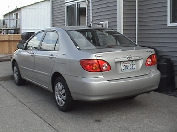 Another UABOY 2003 Toyota Corolla post... - 8025818