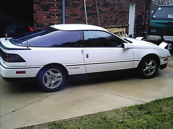 Slowpgt 1989 Ford Probe Specs Photos Modification Info
