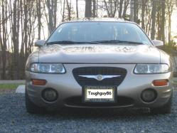 toughSiNcE86s 2000 Chrysler Sebring