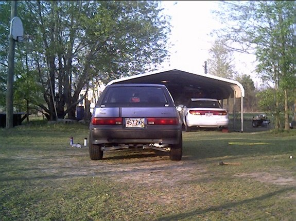 Another tunervsmuscle 1989 Geo Metro post... - 8033793