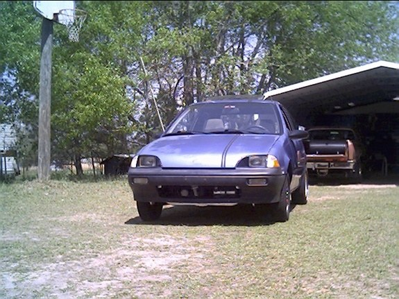 Another tunervsmuscle 1989 Geo Metro post... - 8033797