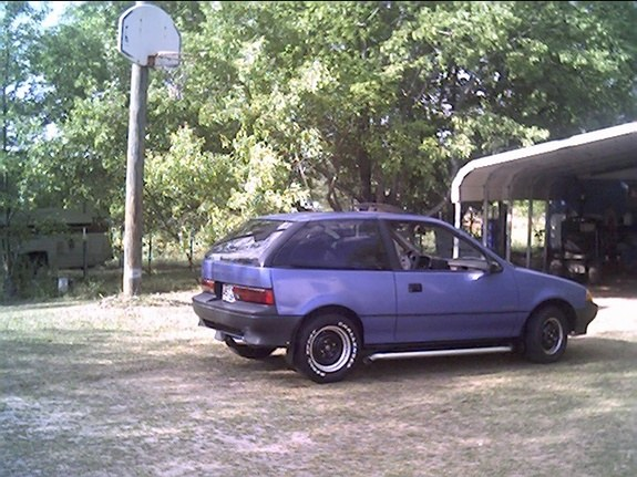 Another tunervsmuscle 1989 Geo Metro post... - 8033815