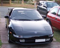 aquadynamics 1990 Toyota MR2