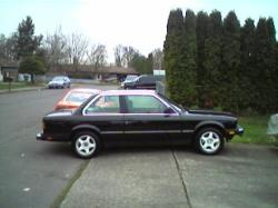 sideways325 1984 BMW 3 Series