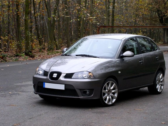 B0nks0r 2003 Seat Ibiza Specs Photos Modification Info