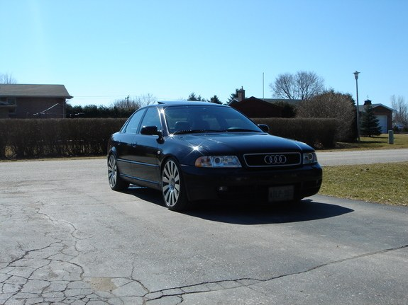Another bduboulay 2001 Audi A4 post... - 8032190