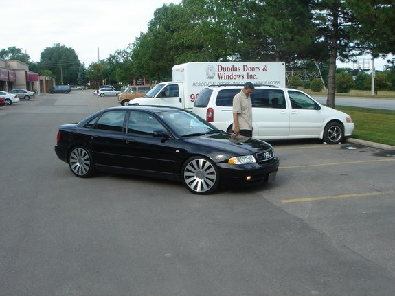 Another bduboulay 2001 Audi A4 post... - 8032197