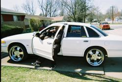 DirtySouthRiders 1995 Ford Crown Victoria