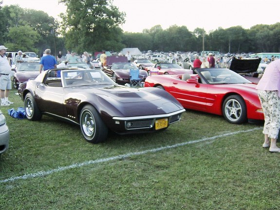 Red1992V6Rs 1968 Chevrolet Corvette 8033288