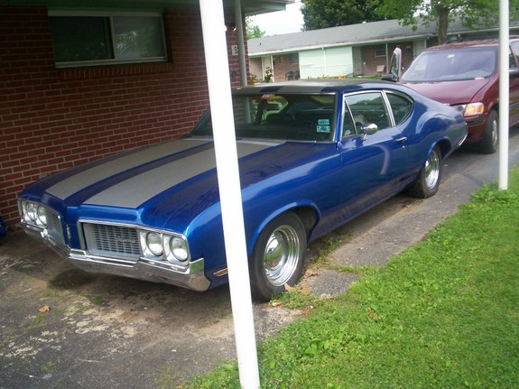 350cutlass_s 1970 Oldsmobile Cutlass 8162122
