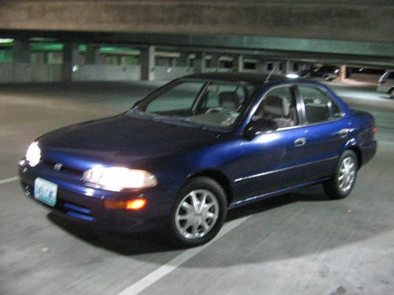Another BlueGeoLsi 1996 Geo Prizm post... - 8079605