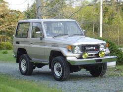 crazymudders 1988 Toyota Land Cruiser