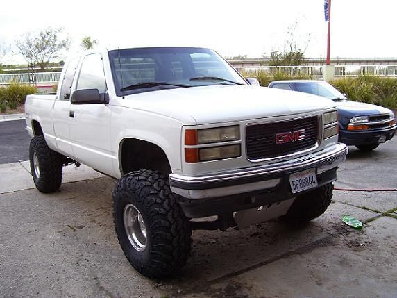 Lifted_gmc_95 1995 GMC Sierra 1500 Regular Cab 8044321