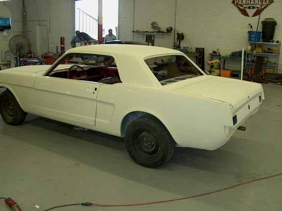 Another MustangMikeH 1964 Ford Mustang post... - 8044073