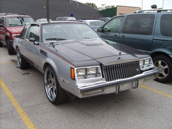 BUICKRIDAH 1981 Buick Regal