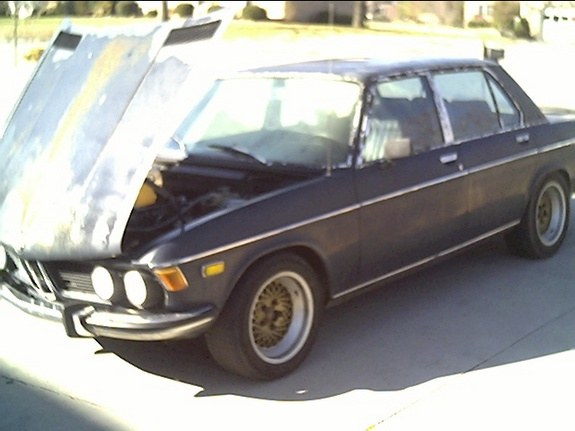 Another FURSUV 1972 BMW 5 Series post... - 8559409