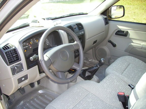 Makethatpoint 2005 Chevrolet Colorado Regular Cab Specs ...