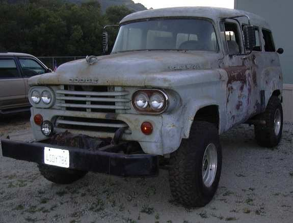 Large on 1985 Dodge Power Wagon