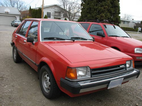 Another nosyt 1985 Mazda GLC post... - 8050621
