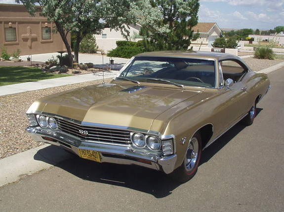 19Charger68 1967 Chevrolet Impala