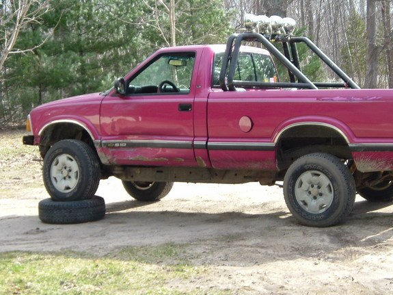 Razberrys-10 1994 Chevrolet S10 Regular Cab Specs, Photos