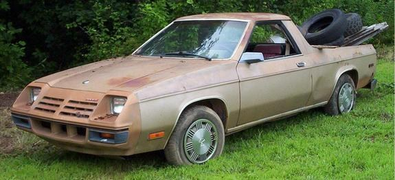 Another dodge_girlie1982 1983 Dodge Rampage post... - 8082254