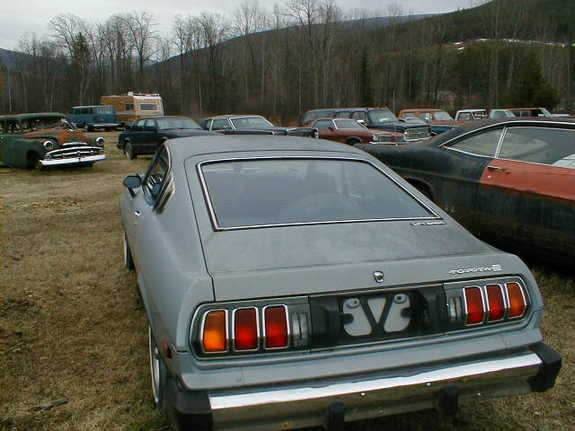 Another galvanizedknight 1976 Toyota Celica post... - 8054684