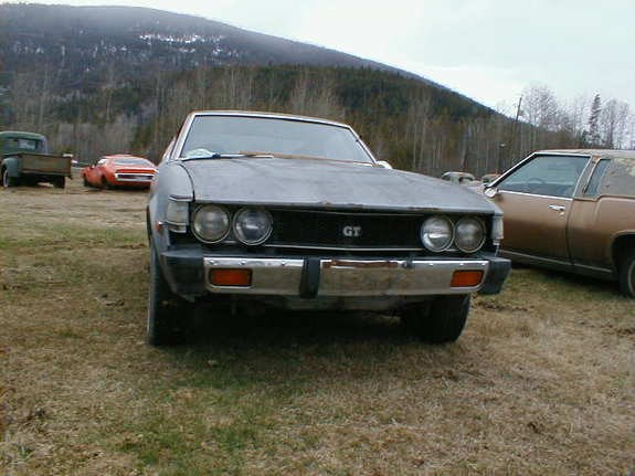 Another galvanizedknight 1976 Toyota Celica post... - 8054685