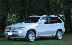 HOTTESTX5s 2004 BMW X5