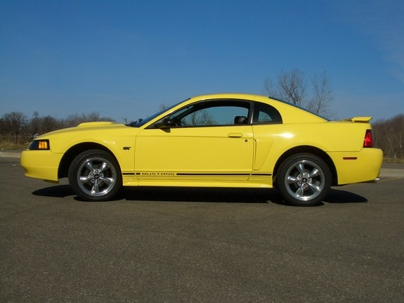 01ZincStang's 2001 Ford Mustang