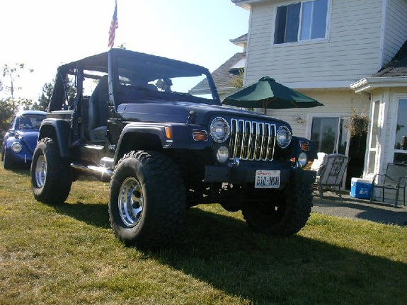 Another fordpower123 1998 Jeep TJ post... - 8057498