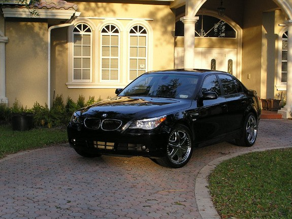 Another baggedxon22s 2006 BMW 5 Series post... - 8058860