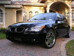 baggedxon22s 2006 BMW 5 Series