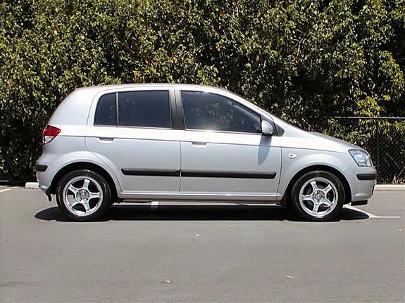 magna elite 2004 hyundai getz specs photos modification info at cardomain. Black Bedroom Furniture Sets. Home Design Ideas
