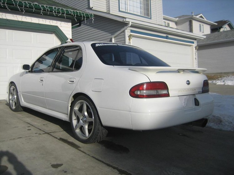 Another noexalty 1994 Nissan Altima post... - 8061115