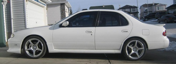 Another noexalty 1994 Nissan Altima post... - 8061117