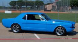 SouthernMadeCusts 1966 Ford Mustang